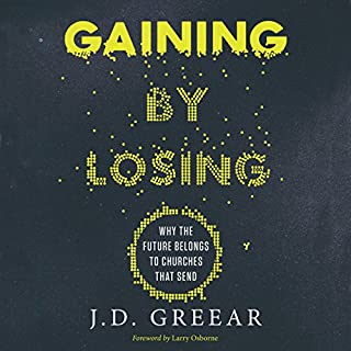 Gaining by Losing audiobook cover art