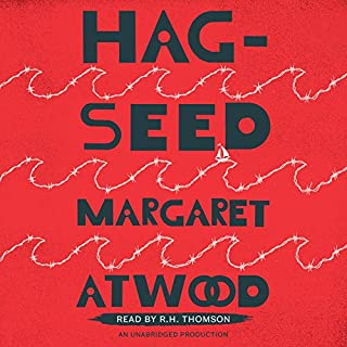 Hag-Seed audiobook cover art