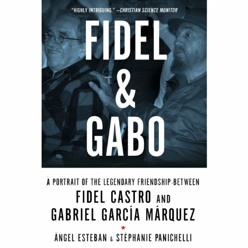Fidel & Gabo audiobook cover art