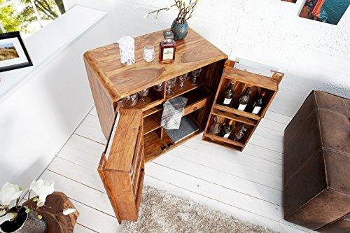 Casa Padrino Bar – Whiskey Schrankbar Antik Stil – Barschrank - 3