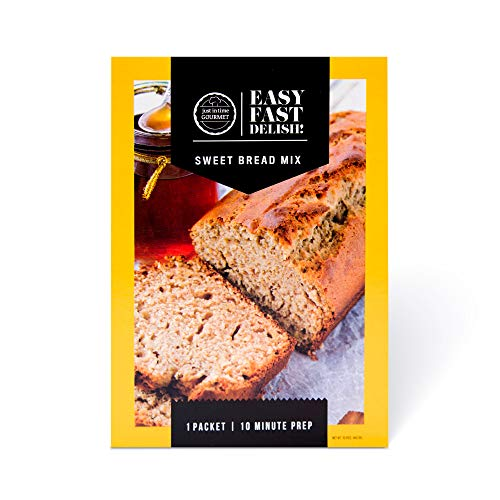 Just In Time Gourmet Sweet Bread Mix (1 mix in box)