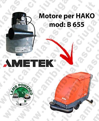 LAMB AMETEK zuigmotor X HAKO B 655
