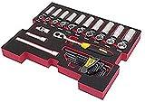 STANLEY FMHT0-74296 - Set 38 piezas 3/8' para cajon T-Stak