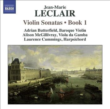 Leclair, J.-M.: Violin Sonatas, Op. 1, Nos. 1-4