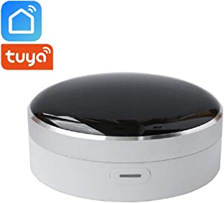 YOUQING Smart Wi-Fi IRFM Universal Remote Controller Smart Home Remote Control Universal Remote Control Suitable for Alexa Google Assistant
