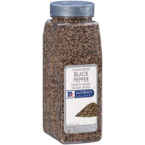 McCormick Culinary Coarse Grind Black Pepper