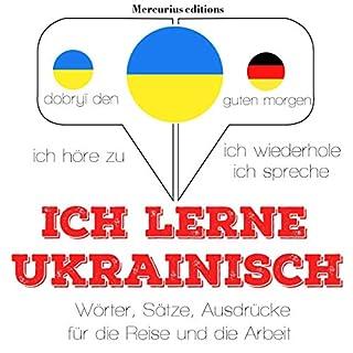 Ich lerne Ukrainisch Titelbild