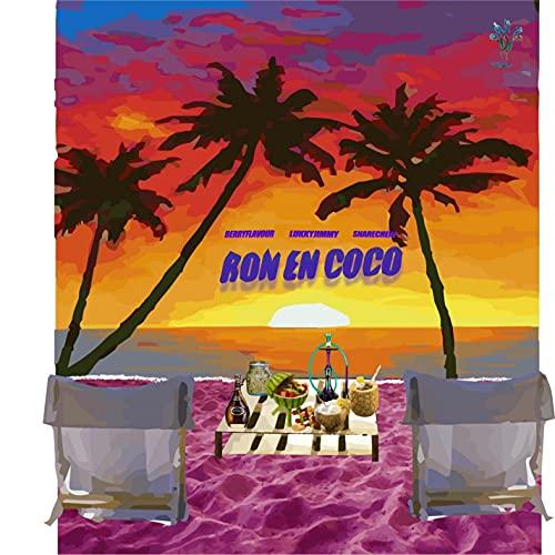 Ron en coco