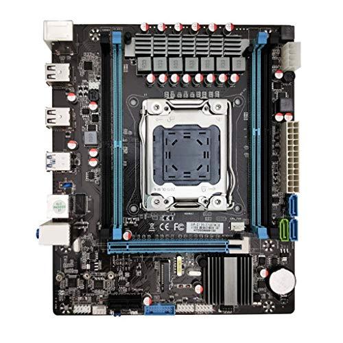 WTALL Placa Base X99 LGA 2011-3 E5 CPU 4 Canales Soporta E5 2678V3 2620