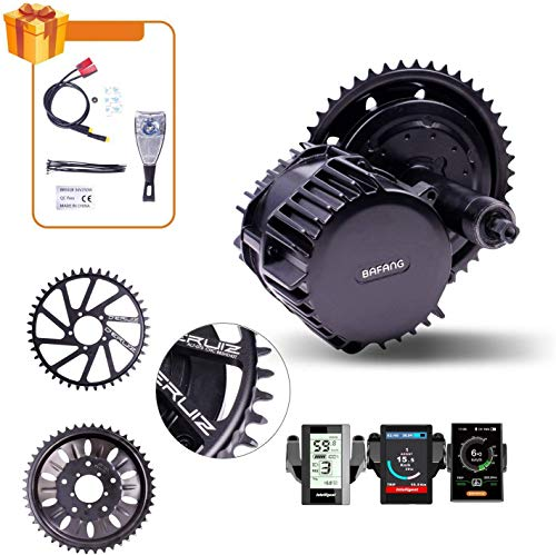 Bafang Kit Bicicleta Electrica 1000w 48V 52V BBSHD BBS03 Motores Electricos para Bicicletas para MTB y Bike