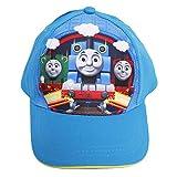 Berkshire Fashions Thomas The Train and Friends Blue Boys' Baseball Cap- Thomas, James & Percy