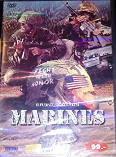 Marines (2003) Brant Cotton, Frank Sallo Very Rare Dvd (Region 3)