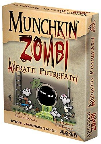 Raven - Munchkin Zombi, Anfratti Putrefatti