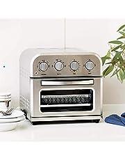 クイジナート エアフライオーブン トースター 油を使わずに、大好きな揚げ物が 作れる夢のような一台! 揚げ物以外にもトーストやオーブン 料理もできるから本当に毎日大活躍します