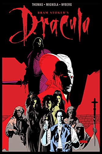 Amazon.com: Bram Stoker's Dracula: (Black & White) eBook: Stoker, Bram,  Thomas, Roy, Mignola, Mike, Mignola, Mike: Kindle Store