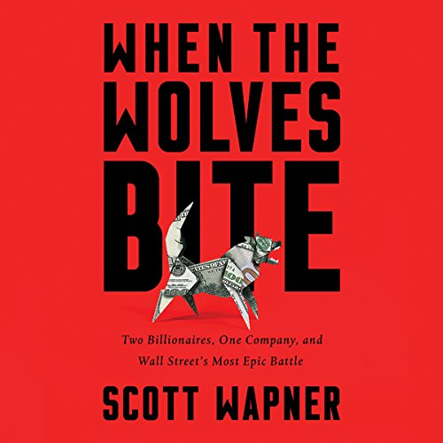 When the Wolves Bite audiobook cover art