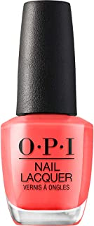 O.P.I Nail Lacquer, Hot and Spicy, 15ml