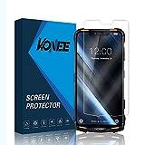 KONEE Protector de Pantalla para Compatible con DOOGEE S90 Pro, 【2 Piezas】 Ultra HD [ Dureza 9H, Alta Definición, Anti-Burbuja, Anti-Scratch ], Cristal Vidrio Templado para DOOGEE S90 Pro