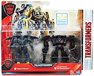 Transformers Autobots Unite Legion 2-Pack Megatron & Decepticon Berserker