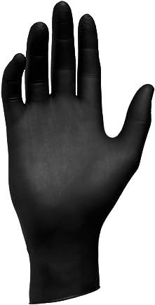 Taille S Bo/îte de 100 gants// 50 paires Honeywell 4580081-S Gants /à Usage Unique DexPure 800-81 EN 374-2 Nitrile Non Poudr/é Certifi/é Usage Alimentaire