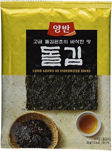 Dongwon Seetang, geröstet, gewürzt (1 x 20 g Packung)