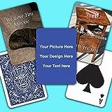 Custom Playing Card Deck - Photo Playing...