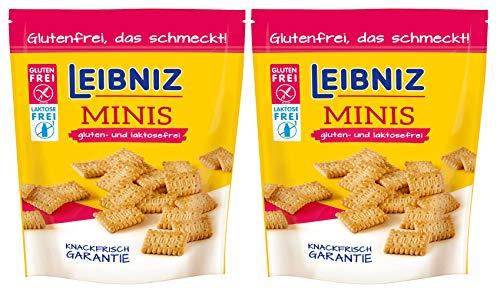 Leibniz Minis Kekse gluten- und laktosefrei (2 x 100g)