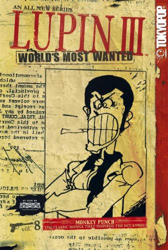 Lupin III - World's Most Wanted Volume 8