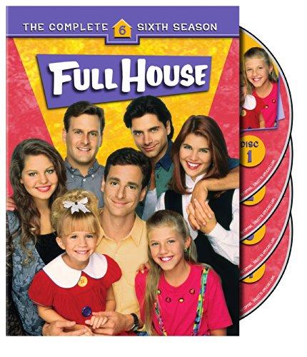 Full House: Complete Sixth Season [DVD] [US Import]