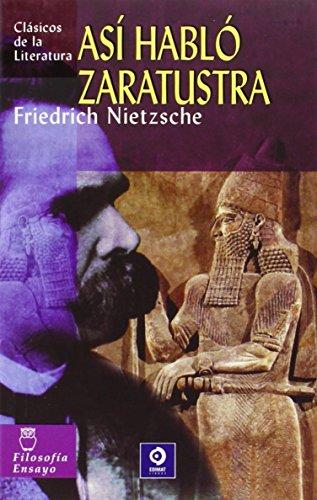 Así habló Zaratustra (Clásicos de la literatura universal, Band 5)