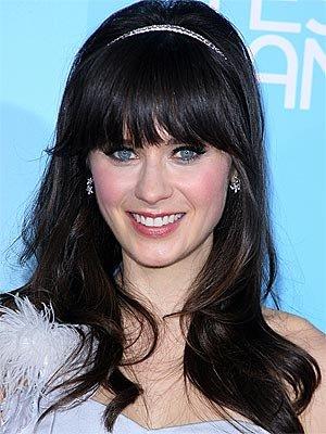 Vanessa Grey Hair Designs Flequillo POSTIZO con Clip DE UNA Pieza EN MARRÓN Oscuro