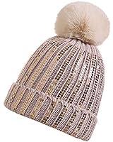 Gzdot Women Winter Knit Beanie...
