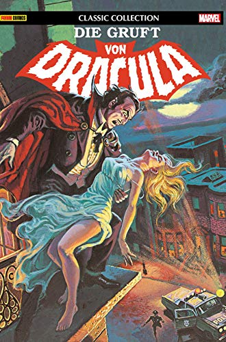 Die Gruft von Dracula: Classic Collection: Bd. 3