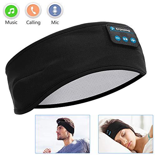 Sleep Headphones Bluetooth, Voerou Wireless Headband...