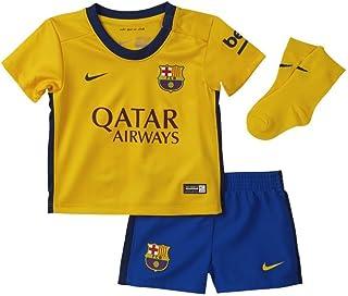 Amazon.es: equipacion barcelona niño: Ropa