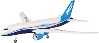 SSBH Boeing 787 Remote Control Foam Gliding Aircraft, Ultra-long-range Medium-sized Passenger Aircraft, Simulated Aviation...