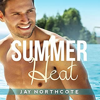 Summer Heat audiobook cover art