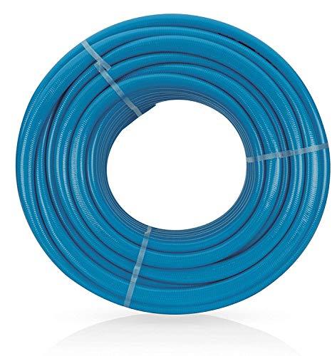 VITO Garden - 50 m PVC verstärkter Flexibel Gartenschlauch LongLIFE 19 mm | 3/4