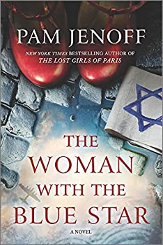 The Woman with the Blue Star  A Novel