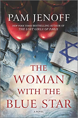 The Woman with the Blue Star: A Novel
