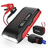 Best Jump Starters - UTRAI Car Jump Starter with LCD Screen Smart Review