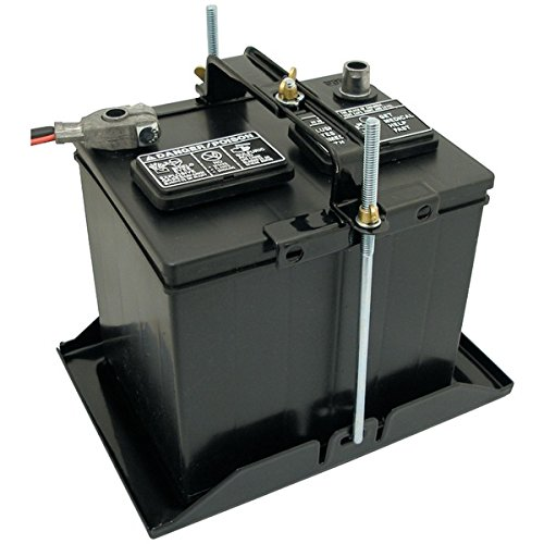 Battery Doctor 21073-7 Universal Adjustable Battery Hold-Down
