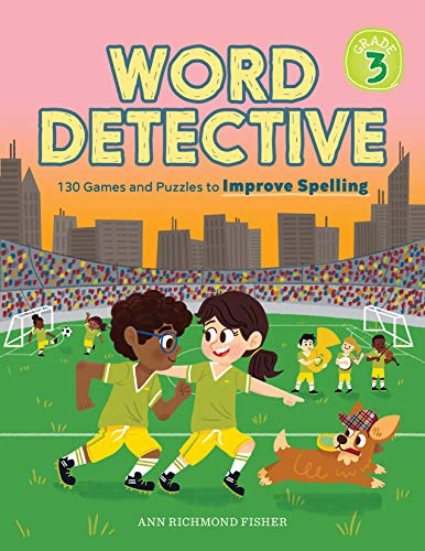 Compare Textbook Prices for Word Detective, Grade 3: 130 Games and Puzzles to Improve Spelling  ISBN 9781646110308 by Fisher, Ann Richmond