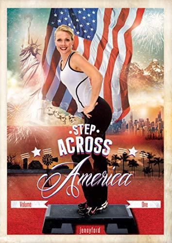 Jenny Ford Step Across America Volume 1 DVD