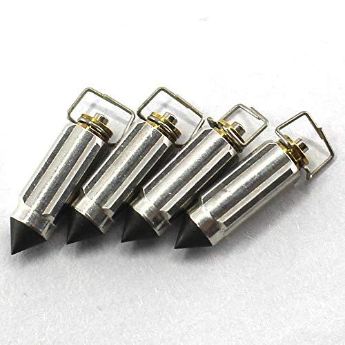 NAWQK 4ST Vergaser Nadelventil gepasst for XJR400 Bandit250 400 GSF250 GSF400 GJ74 75A YM FZR250 FZR400 XJR GSF GJ 250 400 75 74 XJR400
