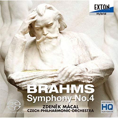 Czech Philharmonic Orchestra, Zdenek Macal & Johannes Brahms