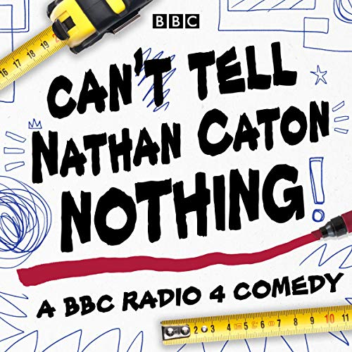Couverture de Can't Tell Nathan Caton Nothing