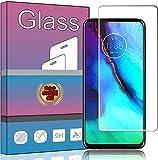 MOTO G Pro ガラスフィルム 強化ガラス 液晶保護フィルム MOTO G Pro フィルム 厚さ0.33㎜ 硬度9H 気泡ゼロ ガラス飛散防止 指紋防止高精細 表裏面保護 透明 PCduoduo