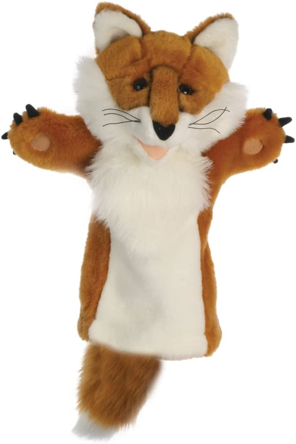 The Puppet Company Long-Sleeves Fox Hand Puppet