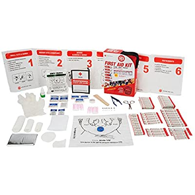Genuine First Aid 303 Piece Soft Bag Kit from Adventure Medical Kits